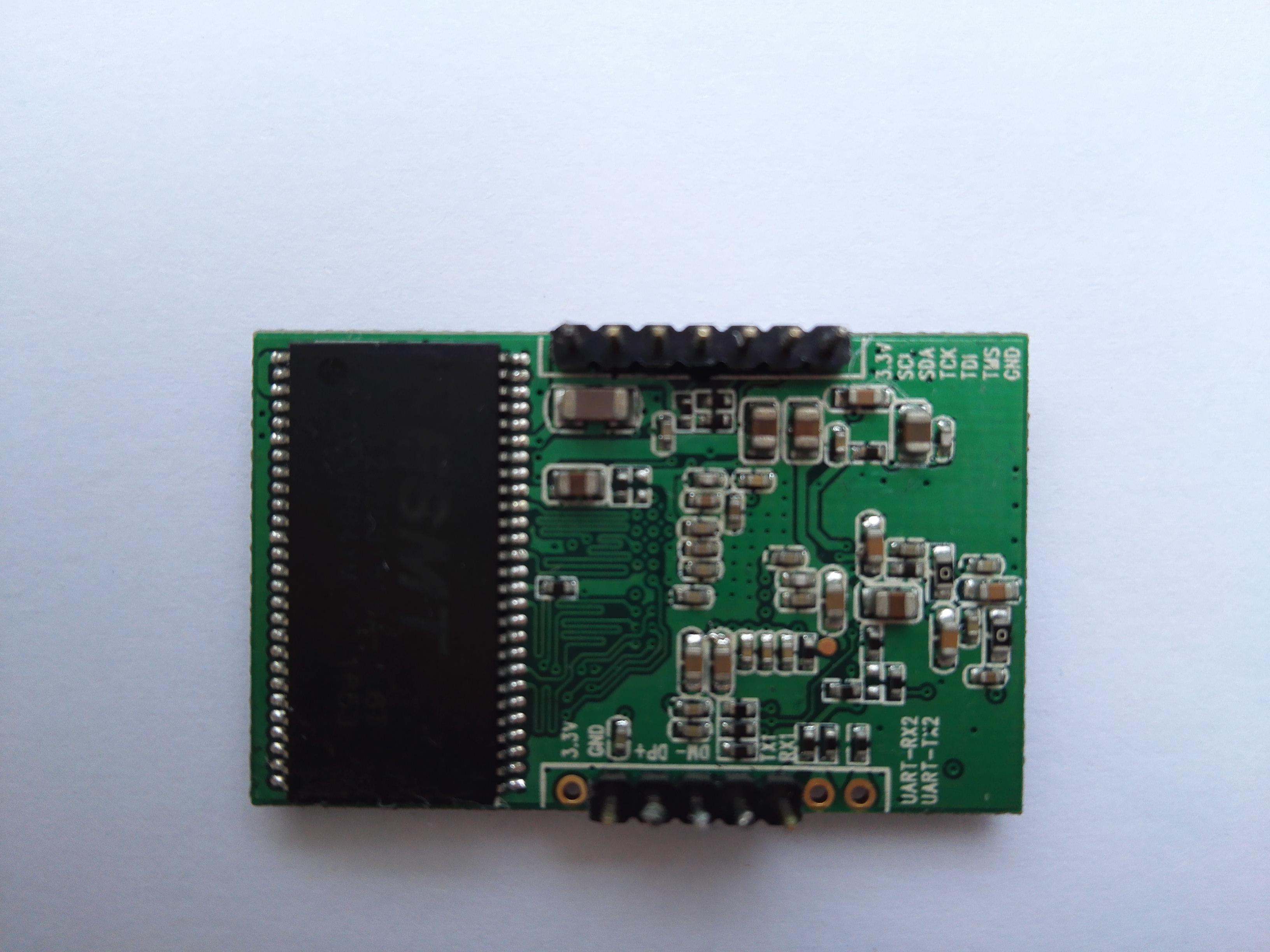 内窥镜 模块 USB转WIFI图传模块