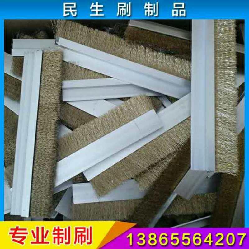 厂家直供钢丝辊 抛光去锈钢丝刷辊 螺旋钢丝辊刷果蔬清洗机毛刷辊