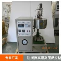 厂家供应江苏高温高压磁搅拌反应釜 螺带式搅拌反应釜