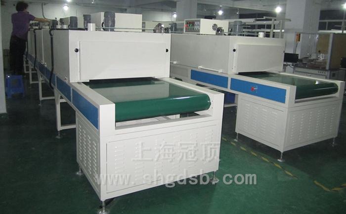 点胶固化烘干线生产厂家-上海冠顶