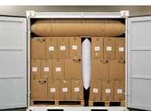 集装箱充气袋生产厂家 集装箱充气袋报价批发