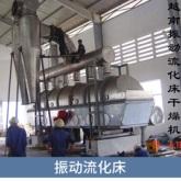 食用盐烘干设备流化床结构厂家设备价格