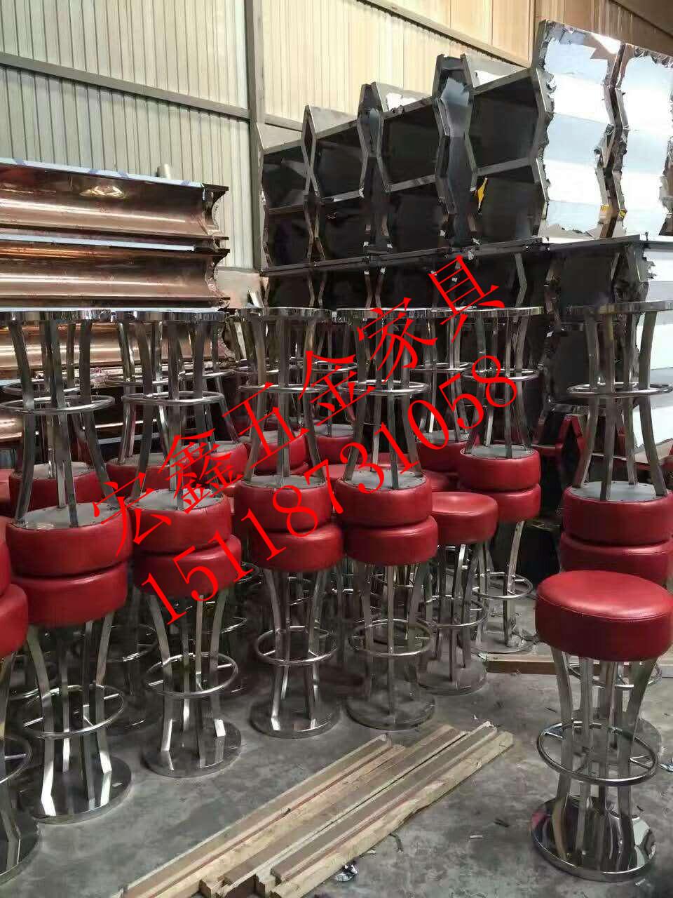 不锈钢吧台@五金吧台@酒吧吧台@不锈钢吧台架 不锈钢吧台厂家