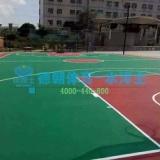 室外丙烯酸球场材料 广东标准球场施工 专业运动场地 广东球场施工