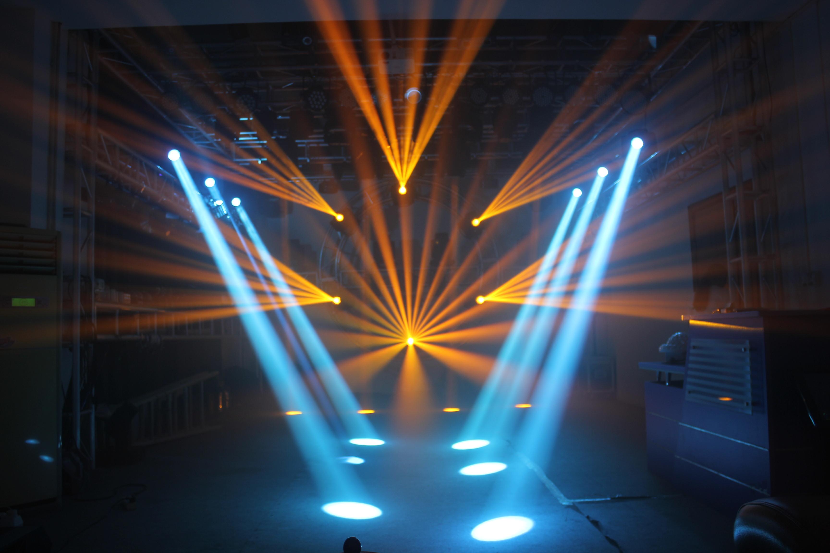 激光光束灯 家庭聚会 公园亮化 店面亮化 KTV包房 迷你舞台激光灯