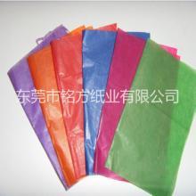 彩色蜡光纸厂家双面蜡纸批发手工手纸彩色半透明纸印刷图片