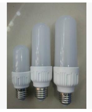 led球泡灯擎天柱灯泡火箭炮6W12W18W光源节能玉米灯泡新款