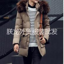 羽绒服批发,YZD品牌男式羽绒服批发,特价库存羽绒服现货供应
