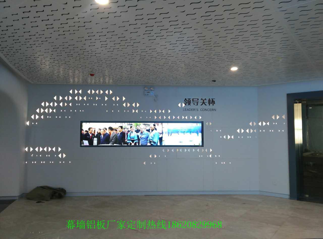 艺术雕花铝单板装饰文化 镂空幕墙铝单板样板图 广东欧佰铝单板公司/厂家/定制