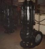 WQ排污泵 无堵塞排污泵 优质服务 运行平稳