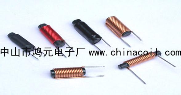 马达电机用线圈磁棒电感 电机线圈