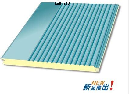 聚氨酯隔断板聚氨酯墙面板批发沈阳复合板厂家直销 沈阳聚氨酯隔断板