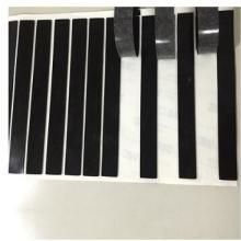 厂家供应条型黑色硅胶条硅胶制品缓冲减震耐高温硅胶条尺寸可定做批发
