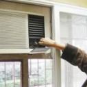 窗式空调图片