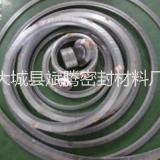 供应二次成型金属缠绕垫片全国独家生产  内外环金属缠绕垫片价格