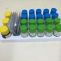 农残酶试剂-配套农残检测仪使用图片