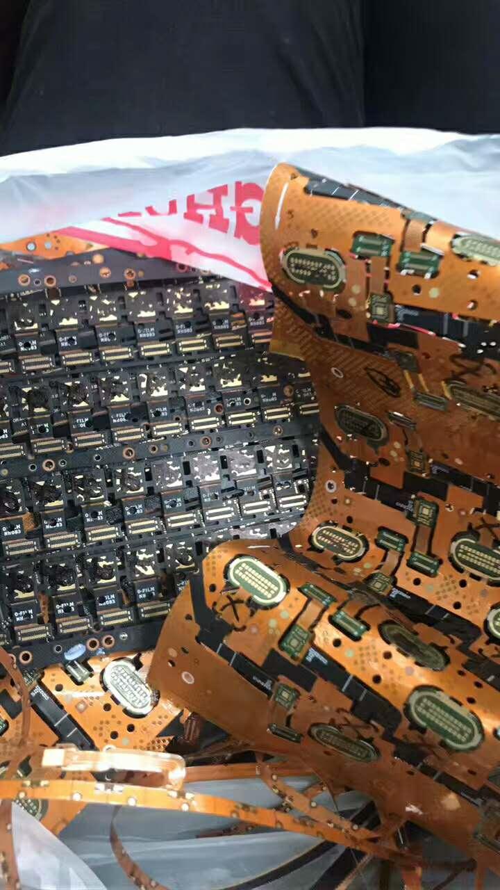 高价收购废旧FPC手机排线  废旧FPC手机排价格 回收厂家