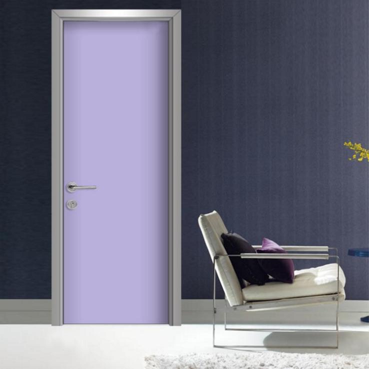 厂家直销免漆套装门 室内房间卧室门 同款可加工实木门 烤漆门