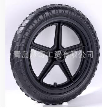 厂家直销优质12寸EVA儿童自行车、婴儿推车轮胎