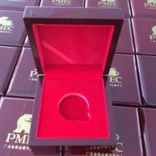 厂家生产 木质纪念金币盒 金币包装盒 木盒 礼品盒定制