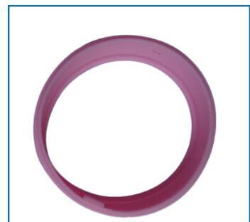 橡胶防震垫圈硅胶制品定做硅胶套模压定做硅胶杂件生产厂家
