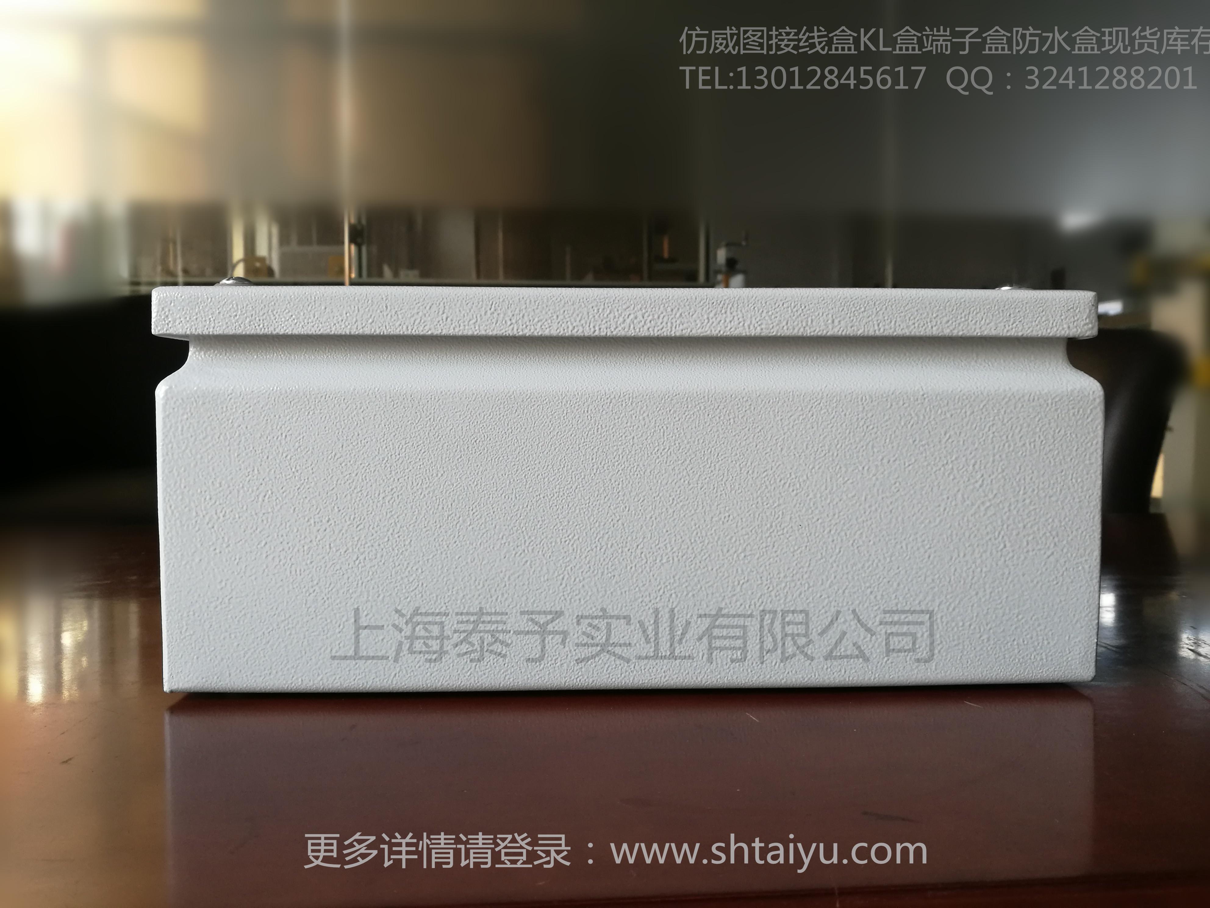 热销仿威图接线盒KL盒端子盒防水盒IP66控制盒