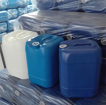 供应山东20L塑料桶20kg食品塑料桶 20L塑料桶厂家