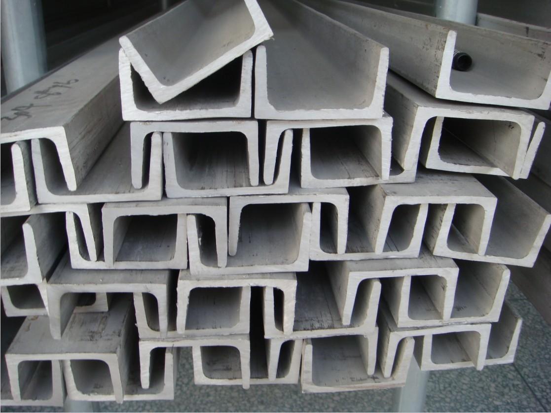 不锈钢槽钢//不锈钢型材*现货湖北304不锈钢槽钢//亿利特304不锈钢槽钢价格