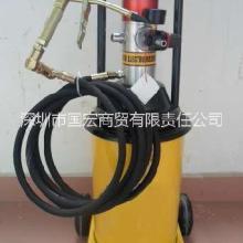 黄油机移动式黄油加注机脚踏加油机