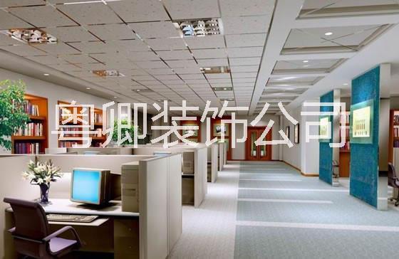 办公室装修图片/办公室装修样板图 (2)