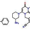 苯甲酸阿格列汀图片