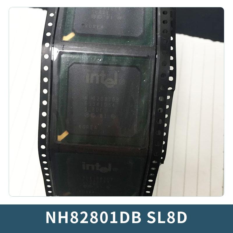 电脑芯片主板NH82801DB SL8DE NH82801GR SL8FY芯片组CPU南北桥