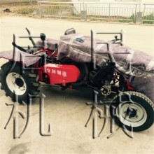 安西县四轮拖拉机启民四驱农用拖拉机旋耕机批发