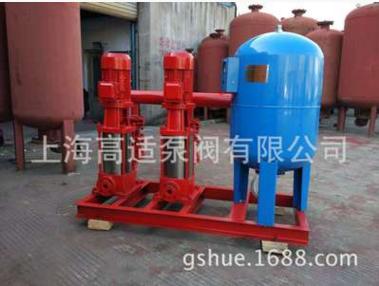 批发 消防立式稳压增压供水成套设备 节能变频增压供水成套设备