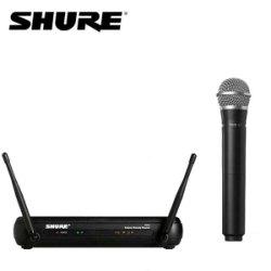Shure/舒爾 SVX24/PShure/舒爾 SVX24/PG58手持無線話筒會議演講無線手持麥克風話筒 MIC
