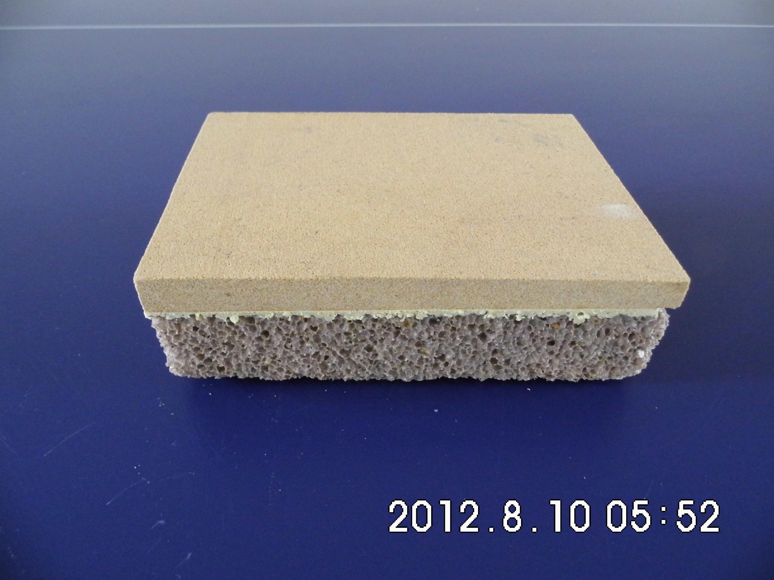 澳洲砂岩大理石节能保温装饰一体板