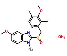 奥美拉唑钠95510-70-6图片