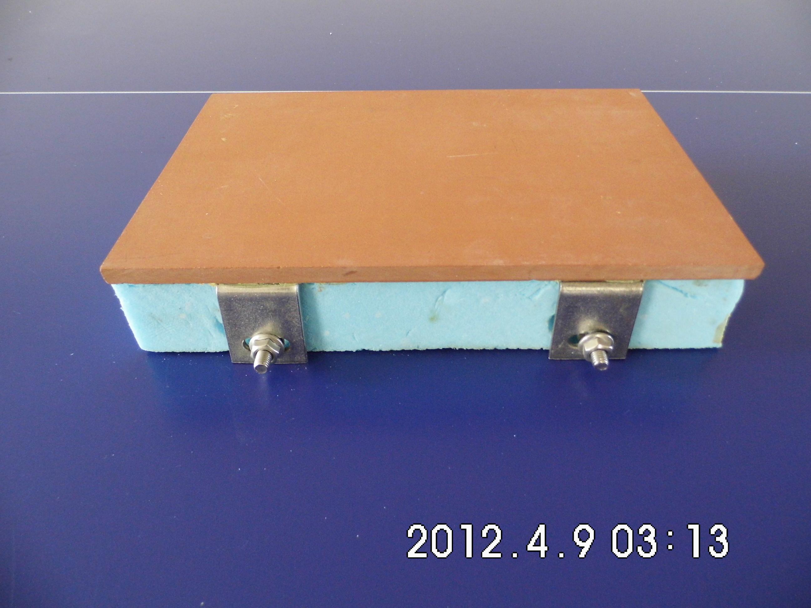 超薄陶瓷板保温装饰一体板