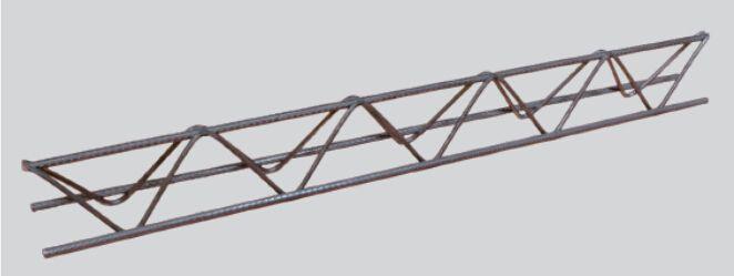 钢筋直角桁架 直角桁架 钢筋直角桁架厂家       安徽鸿路钢结构