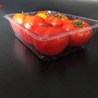 2116托盘超市用蔬菜打包盒  一次性水果包装盒 生鲜托盘 高力特厂家批发