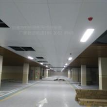 北京铝扣板定制价格|穿孔铝扣板厂家直供|防火吸音吊顶铝扣板批发
