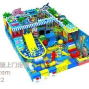济南儿童游乐园设备上门设计安装图片