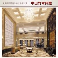 厂家直销 中山竹木纤维 快装集成墙板室内环保墙板 壁画可来图订做