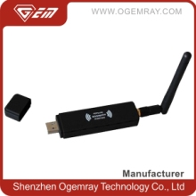 奥金瑞供应300M2T2R网卡USB接口加强型wifi无线网卡图片