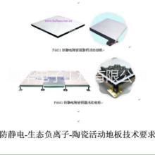广州防静电地板-陶瓷钢基防静电地批发