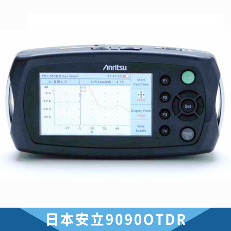 厂家直销 日本 安立9090OTDR 安立MT9090A便携式光时域反射仪
