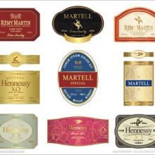 酒标签图片酒标签常见的内容酒标签设计酒庄酒价格标签批发