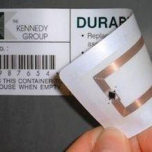 生产耐高温电子标签 抗金属电子标签 不干胶电子标签