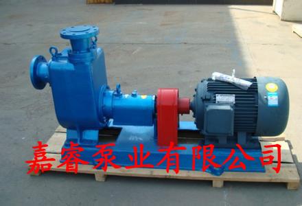 嘉睿提供40cyz-40自吸式离心油泵 操作方便 运行平稳
