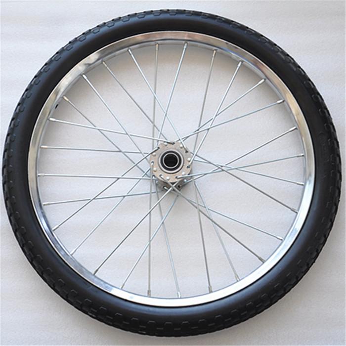 厂家直销20寸钢圈轮子、辐条轮